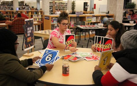 Library hosts events for International Gaming Week