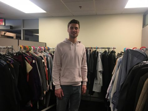 Warhawk success closet provides style on a budget
