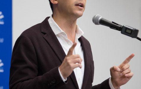 Political writer visits UW-W