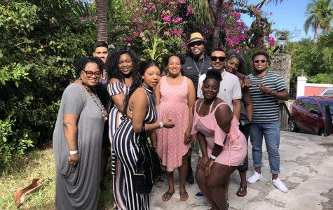 UW-W in the Bahamas