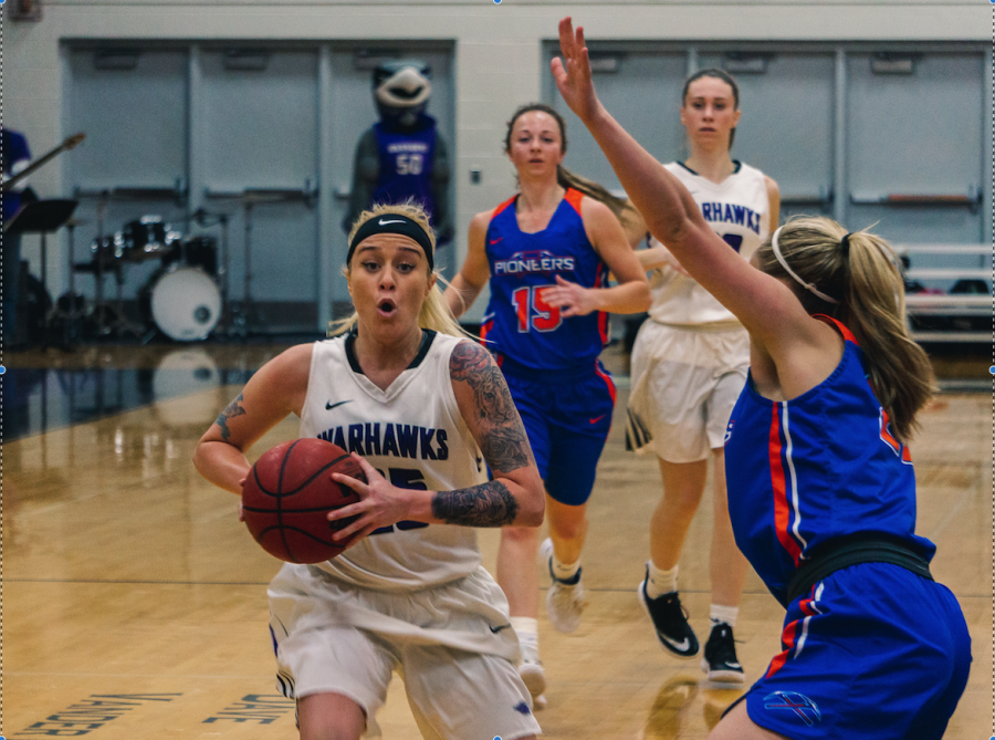 Women's basketball heating up in WIAC