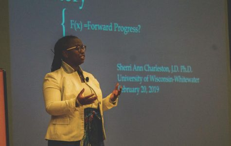 Campus celebrates black history