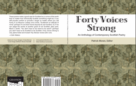 Professor, student publish Scottish anthology