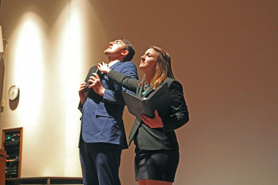 UW-W selected as host of forensics nationals