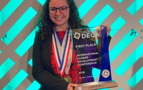 UW-Whitewater DECA dominates international competition