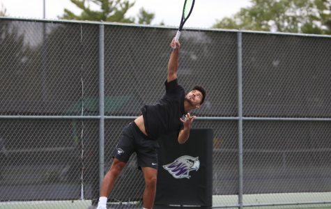 Men's Tennis Hosts Warhawk Invitational