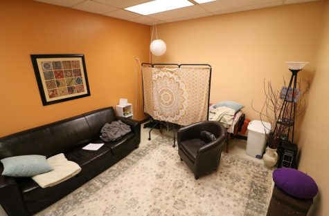 UHCS opens new relaxation room for all