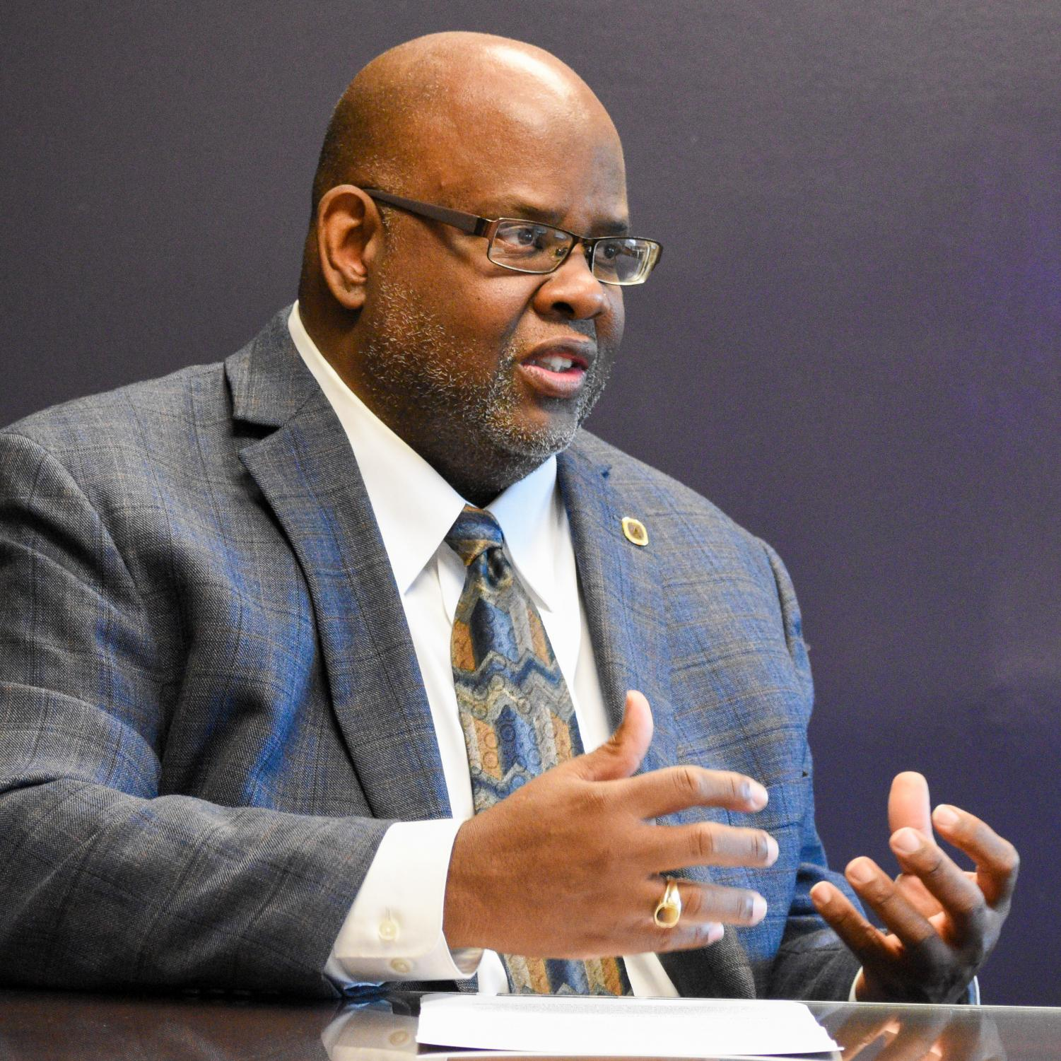 Sevententh Chancellor Dr. Dwight C. Watson explains how his academic journey brought him to UW-Whitewater.