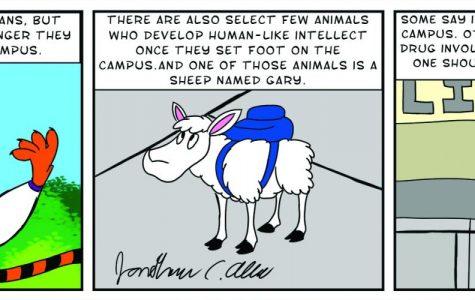 ANIMAL HOUSE: Reverse Darwinism