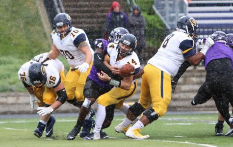 Warhawks light up game against Eau Claire