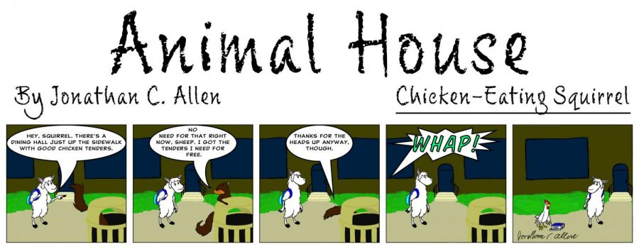 Animal+House%3A+Chicken-Eating+Squirrel