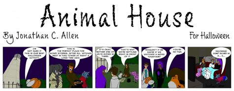 Animal House: For Halloween