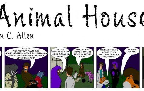 Animal House: For Halloween