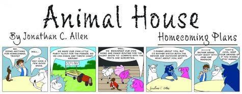 ANIMAL HOUSE: Finding a flock
