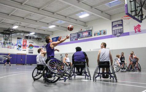 Adaptive Athletics relishing success