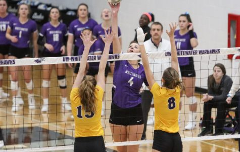 Conference Championship slips away from Warhawk VB