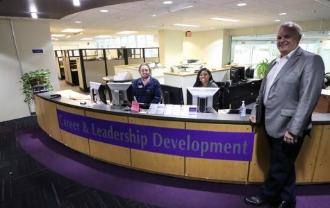 Career and Leadership Development offers services for graduating seniors