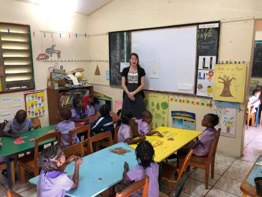 Students+make+a+change+in+Jamaica