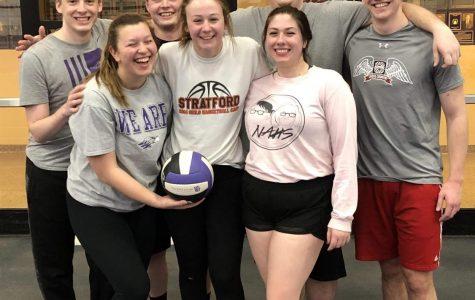 Spring intramural sports sign up begins