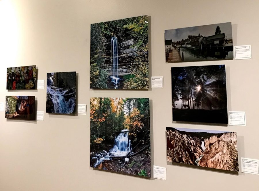 Photo exhibit showcases unique perspective