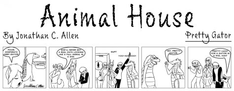 Animal House: Different From Their Own Kind
