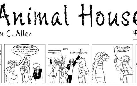 Animal House: Pretty Gator