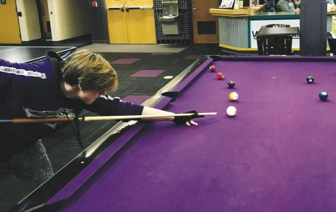Billiards club has first  tournament of 2020