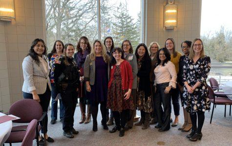 Recognizing women in leadership
