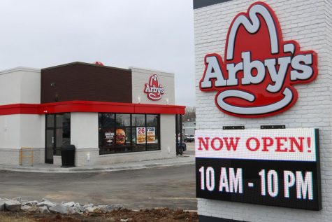 Arby's ready to serve Whitewater