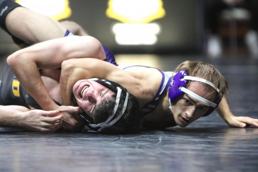 UW-W Wrestling sends four to nationals
