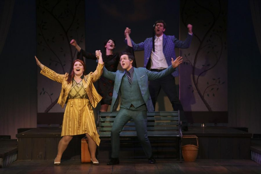 Back Row Review: Students showcased talent in musical-comedy