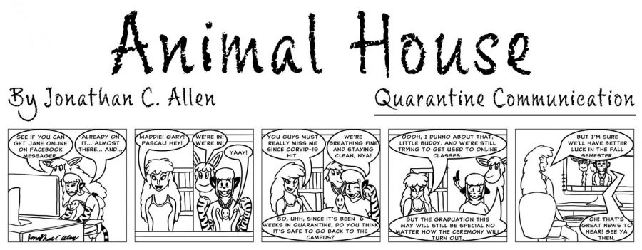 Animal House: Quarantine Communication