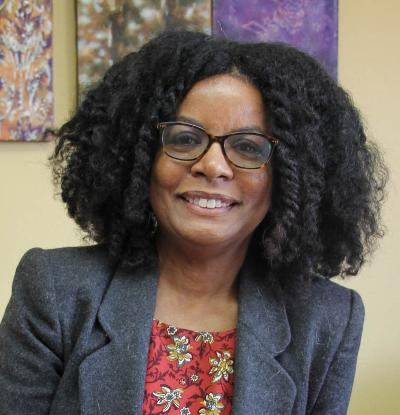 College of Arts and Communication Dean Eileen M. Hayes is an ethnomusicologist with expertise in race and gender in the music of U.S. social movements.