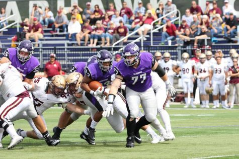 Star Quarterback Transfers to UW-Whitewater
