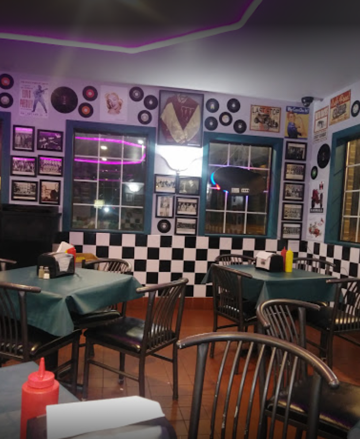 The Brain Freeze is your classic 50's-style diner right here in Whitewater.