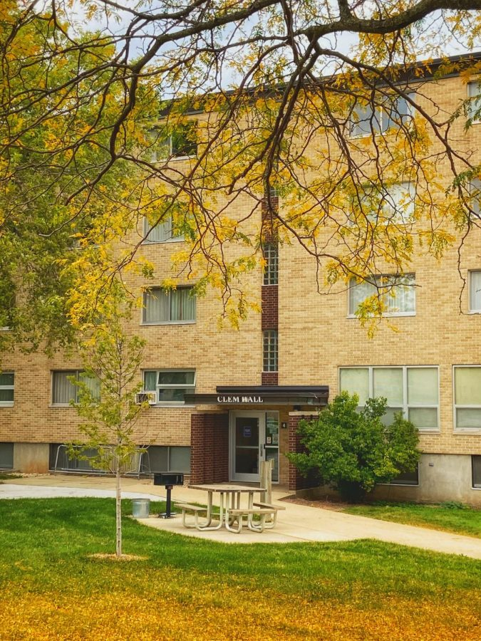 Clem Hall is available for students who need to quarantine with the help of University Housing and University Health & Counseling Services.