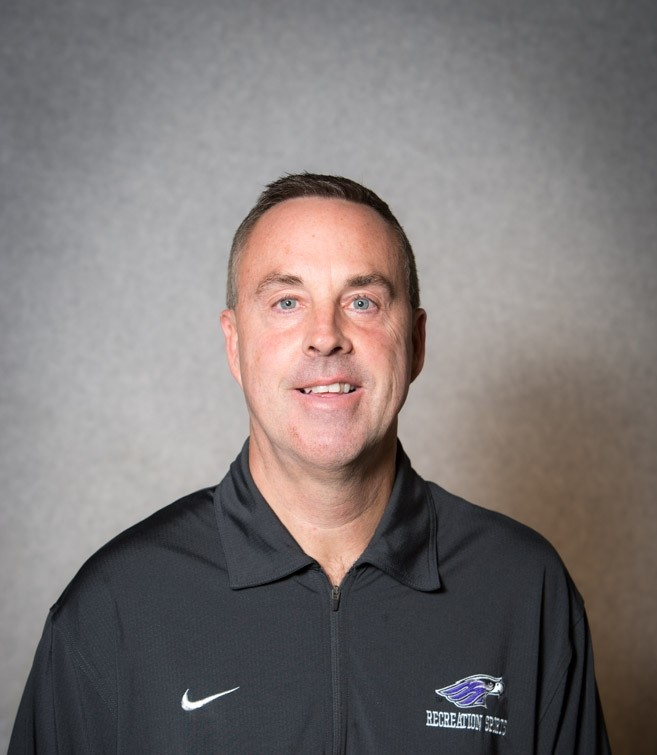 Director of Recreation Sports and Facilities Gary Harms