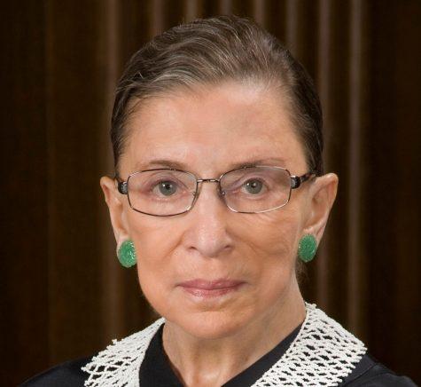 Supreme Court Justice Ruth Bader Ginsberg died Sept. 18, 2020.
