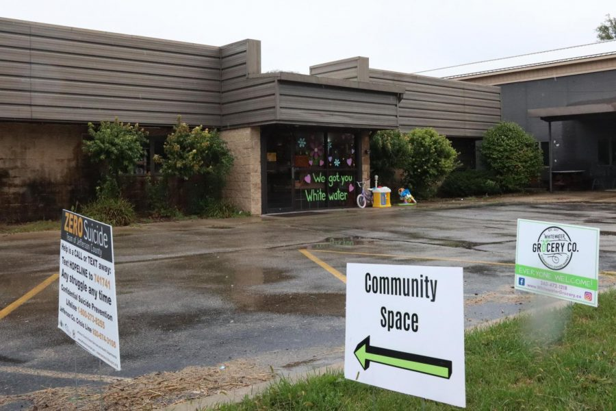 Located at 834 E. Milwaukee Street in Whitewater, The Community Space features a Little Free Pantry and provides items such as food, clothing and furniture to people.