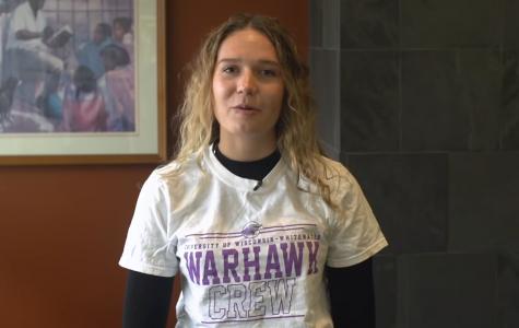 Student Body President Johanna Wentworth