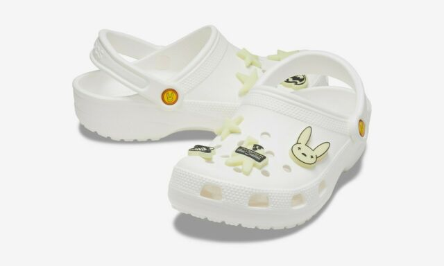 Bad Bunny Crocs (you know you want 'em)