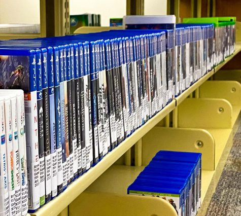 UW-Whitewater's Andersen Library promotes gaming culture by offering a variety of different video games for every gaming system. Students are able to check out any video game and system from the library, and play right in the comfort of their own dorm.