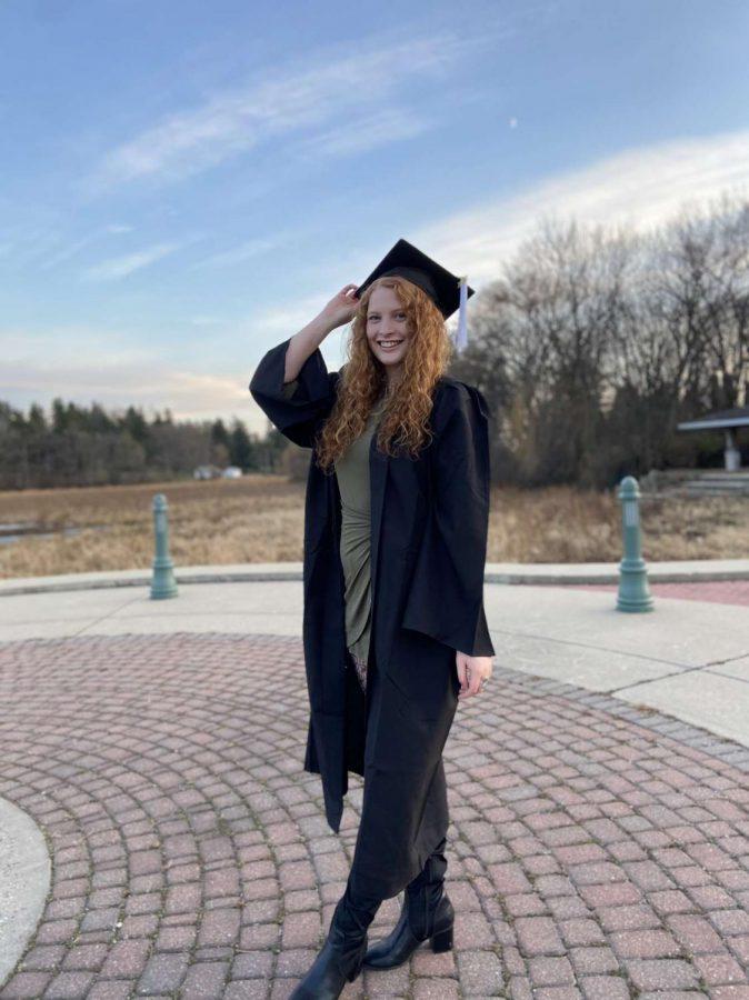 UW-W December '20 Graduate Bailey Kulas