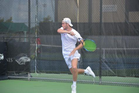 Mens Tennis Captain Alex Gray