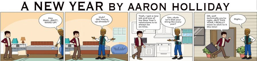 Animal House: A New Year