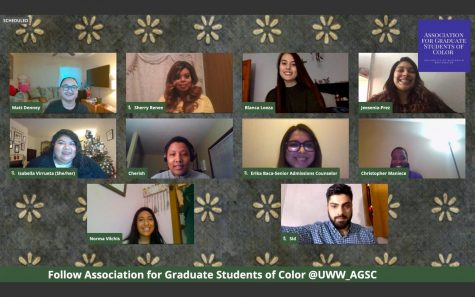 Association for Graduate Students of Color (AGSC)