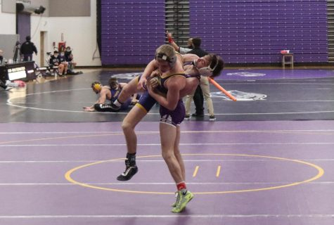 The UW-Whitewater wrestling team won in its first match of the 2021 season against UW-Stevens Point Feb. 5.