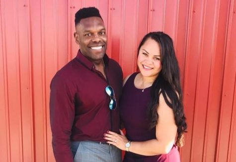 Cameron and Karen Clinton-Earl enjoy working in different departments on the UW-Whitewater campus.