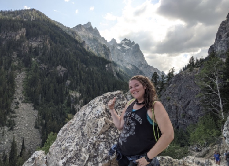 UW-W+alumna+Monica+Cull+is+happy+that+she+took+a+non-traditional+path+after+graduation+to+travel+the+world.+