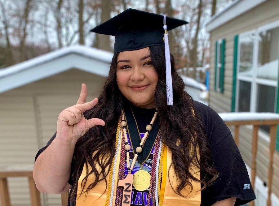 UW-W Alumna Steffany Garcia